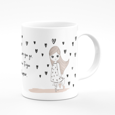 Spreading Love Mug