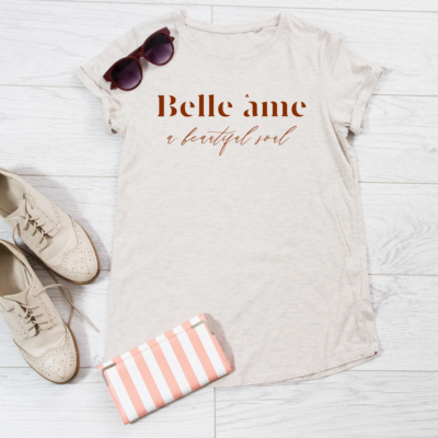 Belle Âme Eco T-shirt For Her